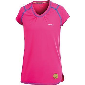 Trička Craft W Triko PR Femme Top růžová
