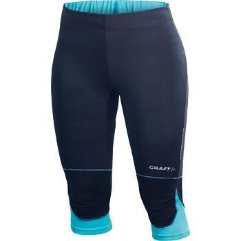 Kalhoty Craft W Kalhoty PR Capri tmavě modrá