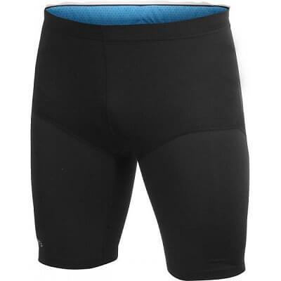 Kraťasy Craft Kalhoty PR Fitness černá s modrou