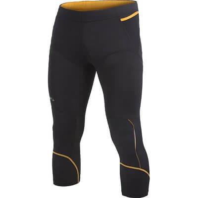 Kalhoty Craft Kalhoty Trail Knickers černá s oranžovou