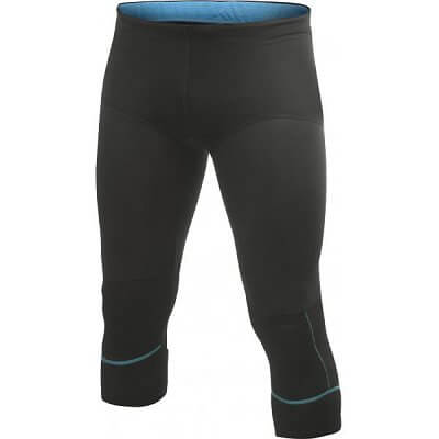 Kalhoty Craft Kalhoty PR Knickers černá s modrou