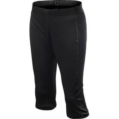 Kalhoty Craft Kalhoty Run Capri černá