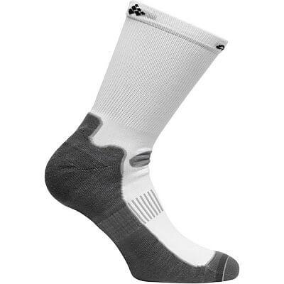 Ponožky Craft Ponožky  Warm Basic 2-pack bílá