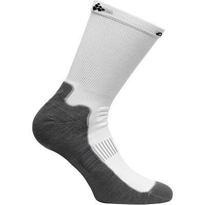 Craft Ponožky Active Basic 2-pack bílá