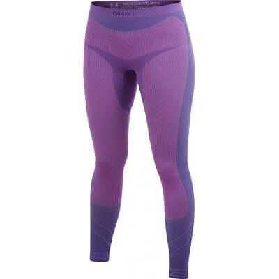 Spodní prádlo Craft W Spodky Warm Underpants fialová