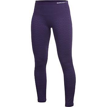 Spodní prádlo Craft W Spodky Warm CK Wool fialová