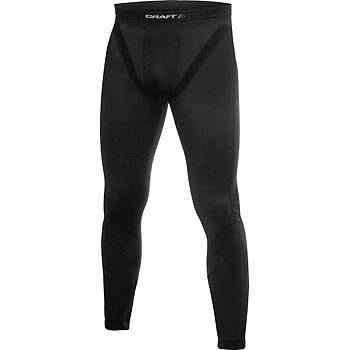 Spodní prádlo Craft Spodky Warm CK Wool černá