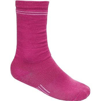 Ponožky Craft Ponožky Warm Wool Liner Junior růžová