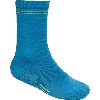 Ponožky Craft Ponožky Warm Wool Liner Junior modrá