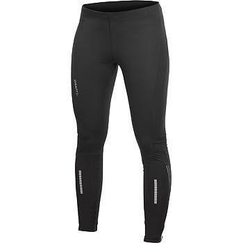 Kalhoty Craft W Kalhoty PR Thermal Tights černá