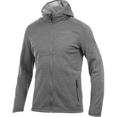 Mikiny Craft Mikina Active Full Zip Hood šedá