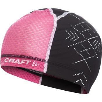 Čepice Craft Čepice XC Mesh růžová