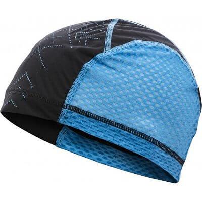 Čepice Craft Čepice XC Mesh černá s modrou