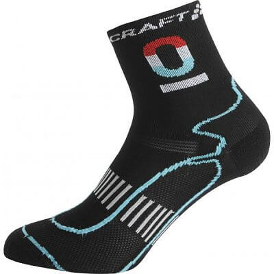 Ponožky Craft Ponožky RNT Replica černá