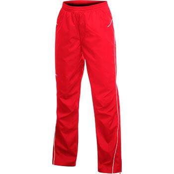 Kalhoty Craft W Kalhoty Club dámské červená