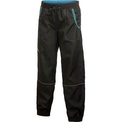 Kalhoty Craft Kalhoty Run Junior černá s modrou