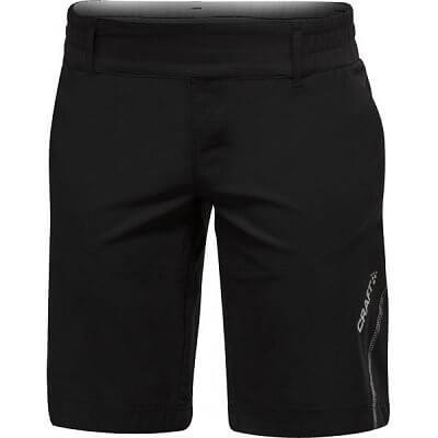 Craft W Cyklokalhoty AB Hybrid Shorts černá