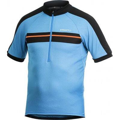 Trička Craft Cyklodres AB Classic Jersey modrá