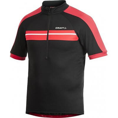 Trička Craft Cyklodres AB Classic Jersey černá