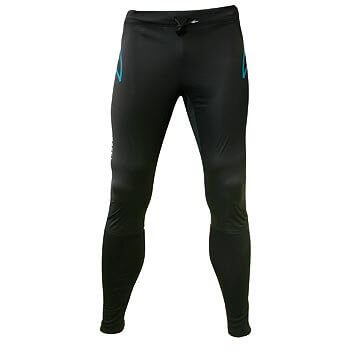 Kalhoty Craft Kalhoty EXC Train Sweden černá
