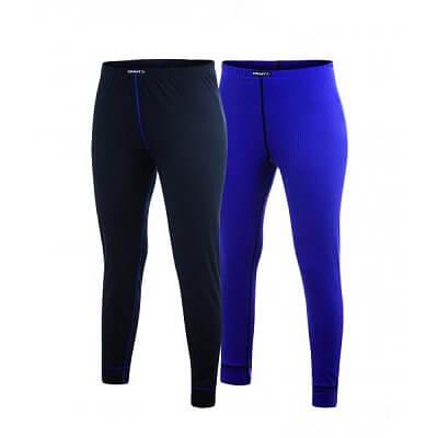 Kalhoty Craft W Sada spodků Active Multi fialová a černá