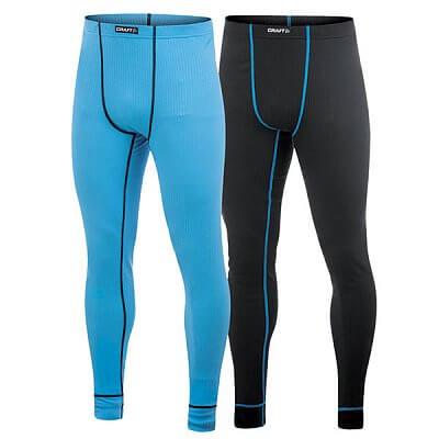 Kalhoty Craft Sada spodků Active Multi modrá a černá