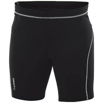 Kraťasy Craft W Šortky Flex Shorts černá