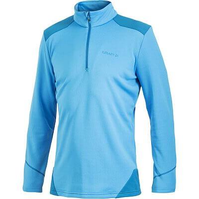 Mikiny Craft Rolák Active Shift Free Pullover modrá