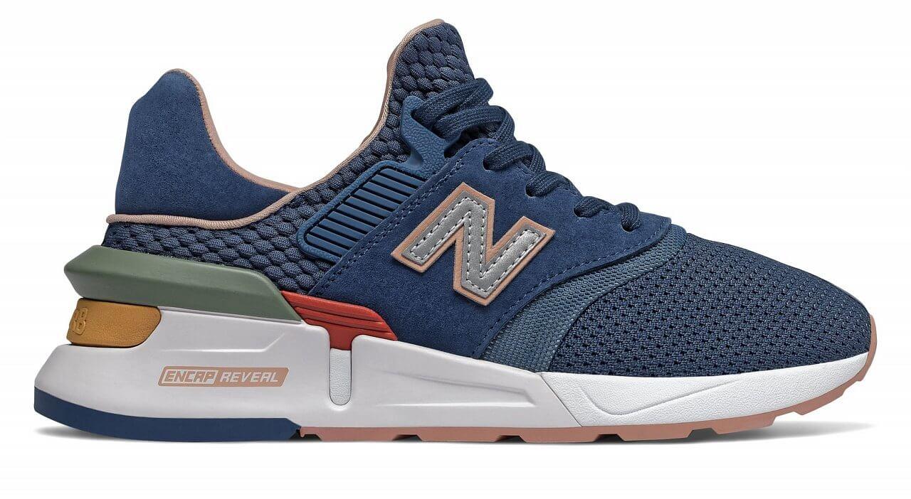 Dámská volnočasová obuv New Balance WS997XTC