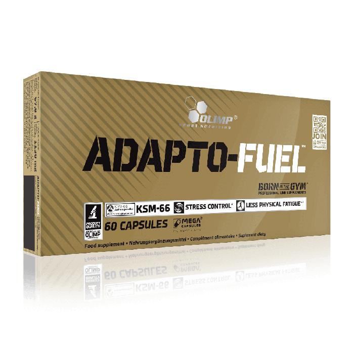 Vitamíny a minerály OLIMP ADAPTO-FUEL, adaptogeny, 60 kapslí