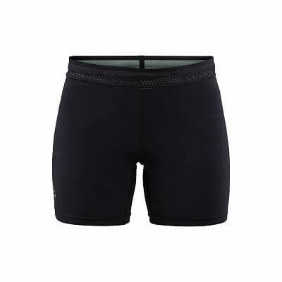 Kraťasy Craft W Kalhoty Nanoweight Shorts černá