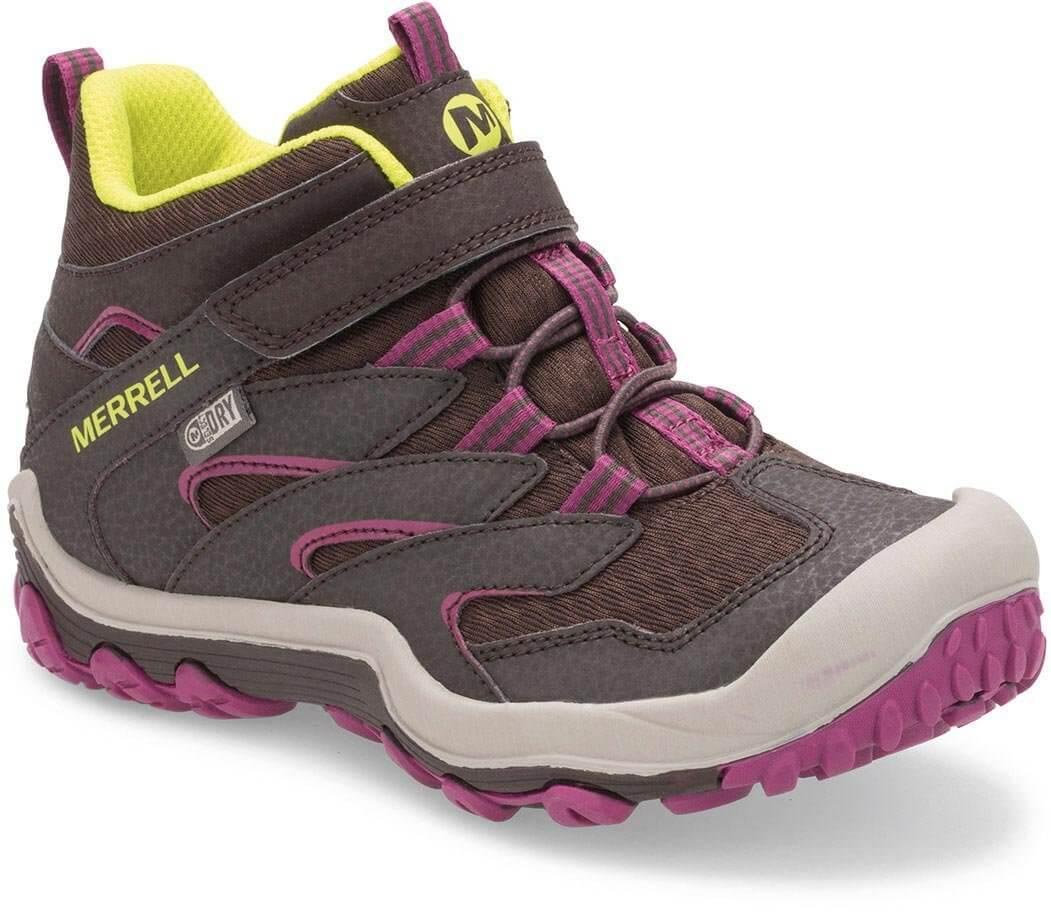 eb7b55bfad Merrell Chameleon 7 Mid A C WTPF - detské outdoorové topánky ...
