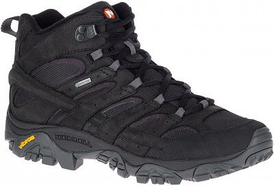 Pánska outdoorová obuv Merrell Moab 2 Smooth Mid GTX