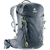 Deuter Trail 26 black-graphite