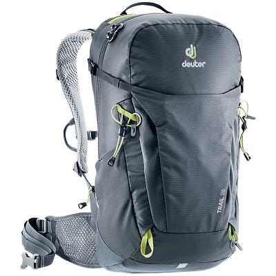 Tašky a batohy Deuter Trail 26 black-graphite