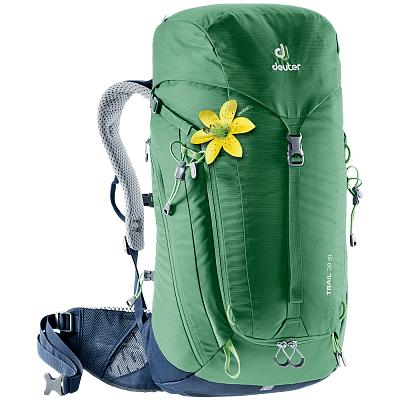 Tašky a batohy Deuter Trail 28 SL leaf-navy
