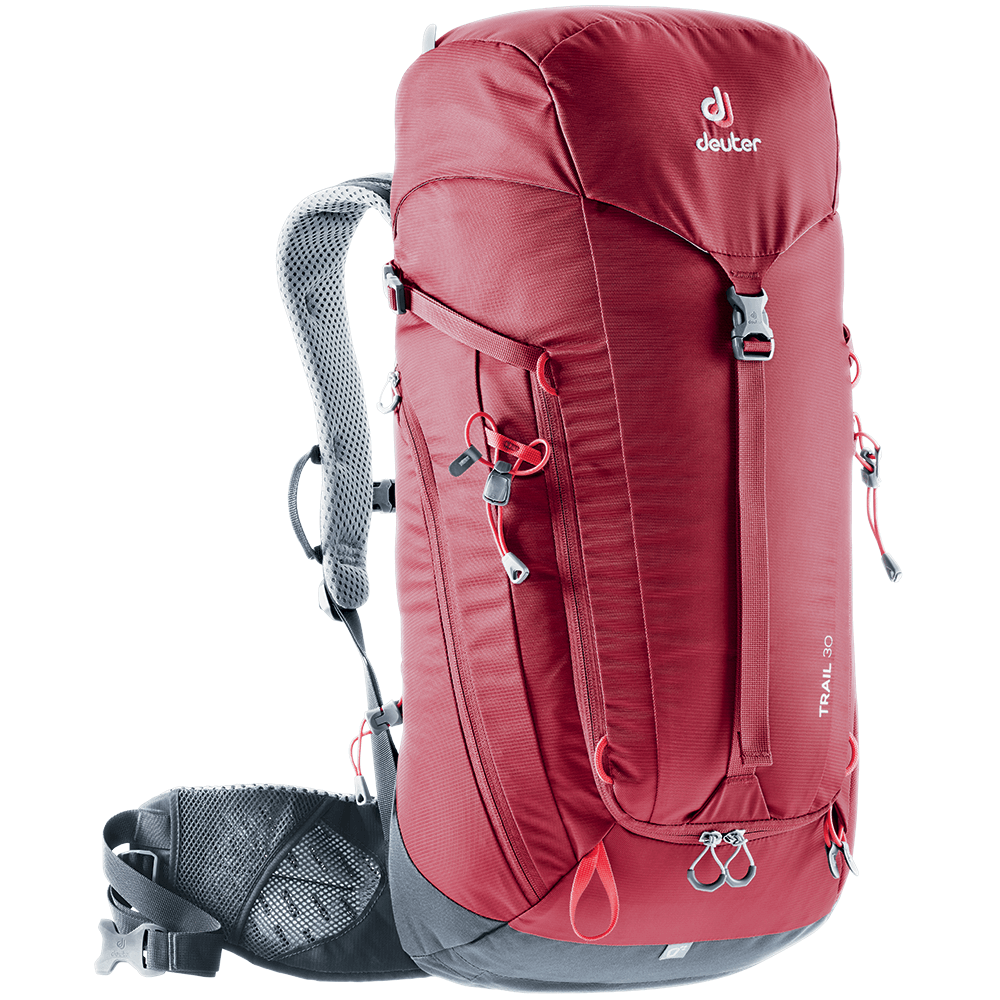 Tašky a batohy Deuter Trail 30 cranberry-graphite