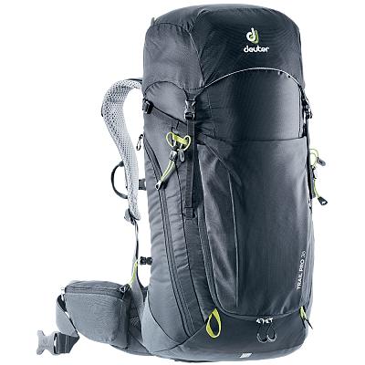 Tašky a batohy Deuter Trail Pro 36 black-graphite