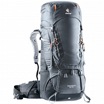 Deuter Aircontact 55 + 10 (3320319) Graphite-black