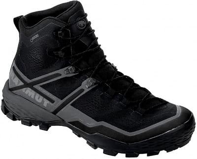 Outdoorová obuv Mammut Ducan High GTX® Men black-black 0052