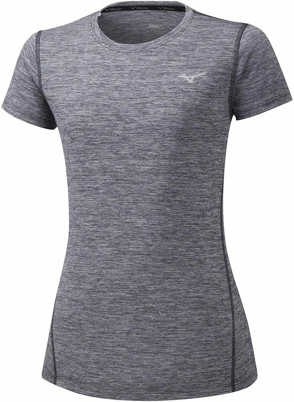 Dámské běžecké tričko Mizuno Impulse Core Tee