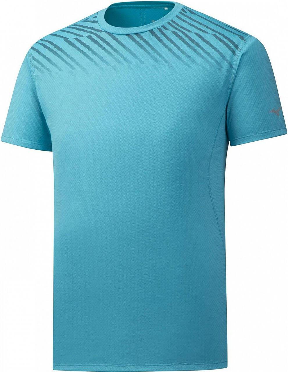 Pánské běžecké tričko Mizuno Solarcut Cool Tee