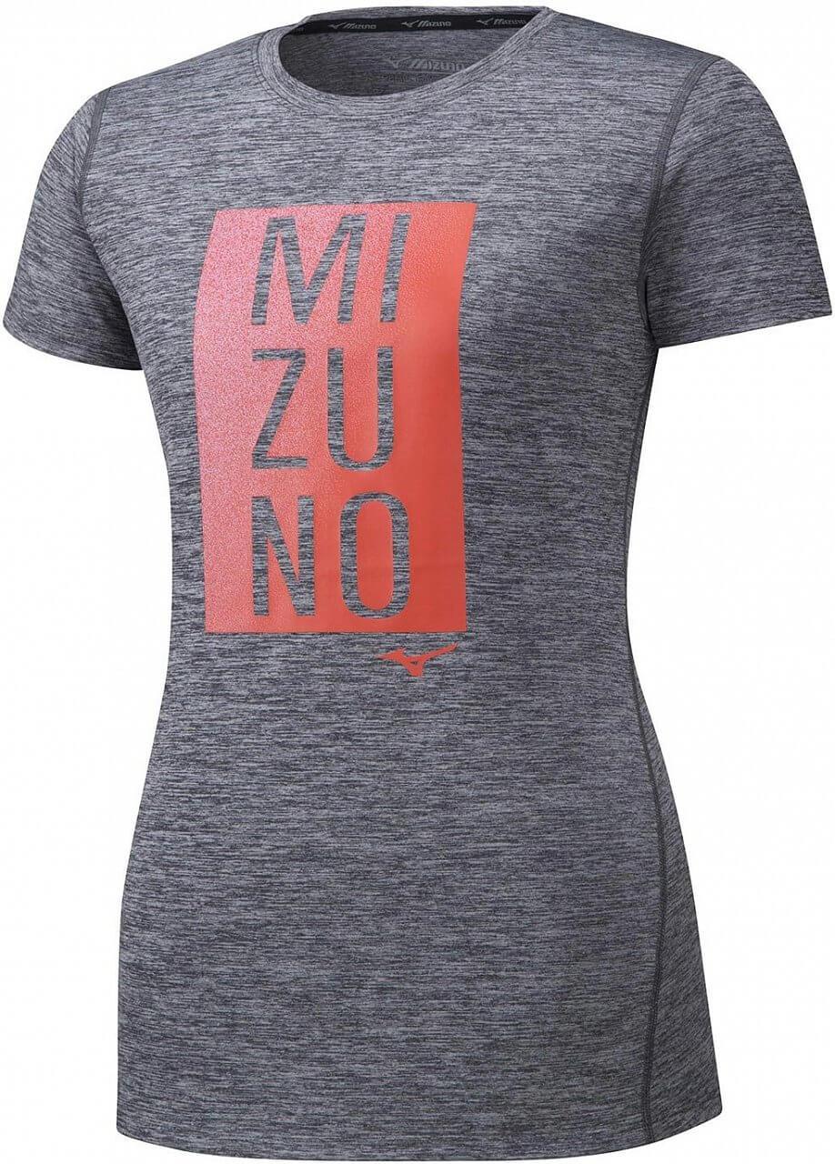 Dámske bežecké tričko Mizuno Impulse Core Graphic Tee