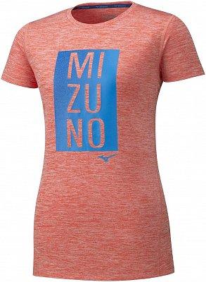 Dámské běžecké tričko Mizuno Impulse Core Graphic Tee