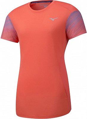 Dámské běžecké tričko Mizuno Aero Tee