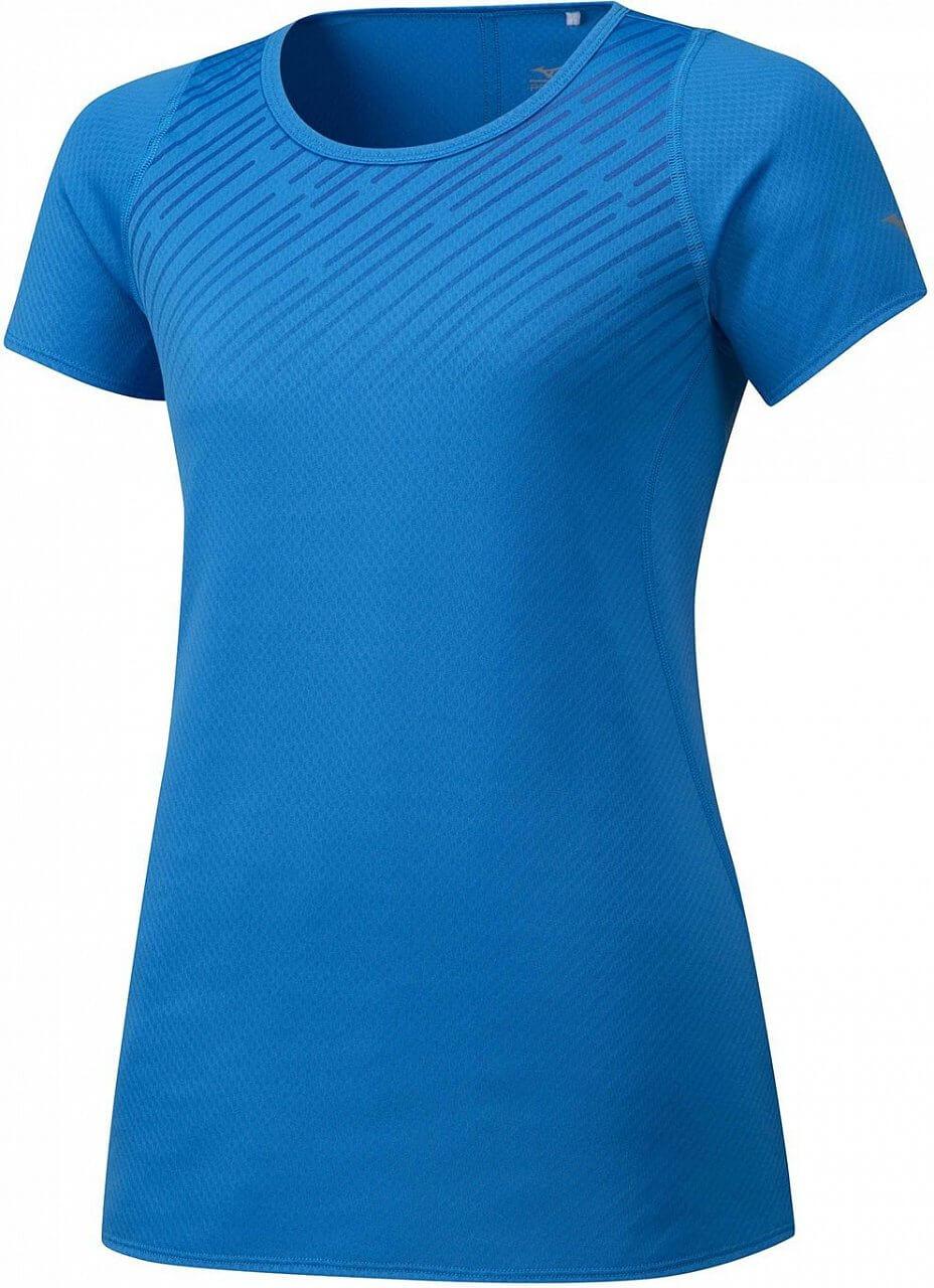 Dámské běžecké tričko Mizuno Solarcut Cool Tee