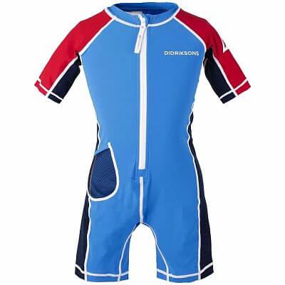 Plavky Didriksons Overal REEF plavecký dětský modrá