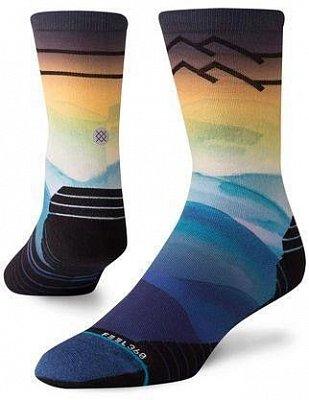 Pánské ponožky Stance Early Riser Crew Blue