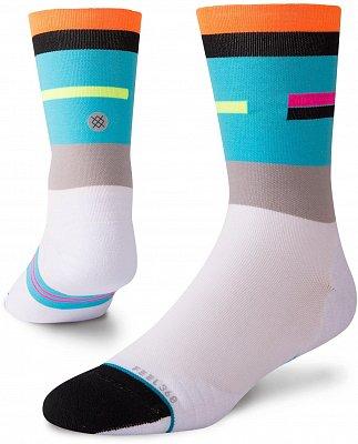 Pánske ponožky Stance S Crew White
