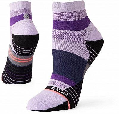 Dámské ponožky Stance Negative Split Qtr Lavender